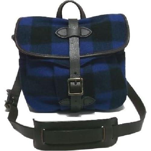 [フィルソン] マッキーノスモールフィールドバッグ FILSON MACKINAW SMALL FIELD BAG 001