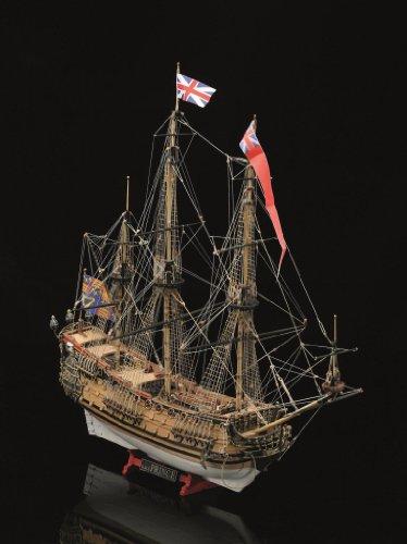 1173 輸入木製帆船模型 マモリ社 MV80 HMS プリンス