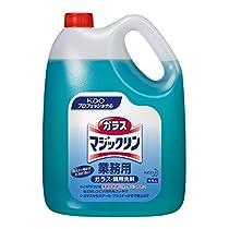 【業務用 ガラス用洗剤】ガラスマジックリン 4.5L(花王プロフェッショナルシリーズ)