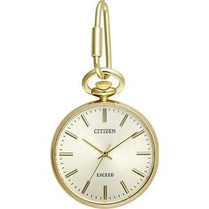 [シチズン]CITIZEN 懐中時計 EXCEED エクシード ポケットウォッチ EBA74-2731