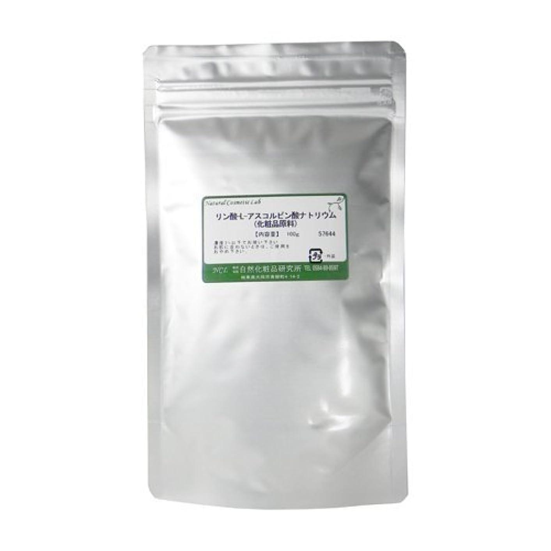 ビタミンC誘導体 リン酸-L-アスコルビン酸ナトリウム 100g 【純度100%】 【手作り化粧品】