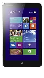 Lenovo IdeaPad Miix2 8 (Atom Z3740/64GB/2GB/Win8.1/8型HD IPS/ブラック/Office H&B 2013) 59399891