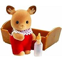 シルバニアファミリー かわいいシカの赤ちゃん 【並行輸入品】