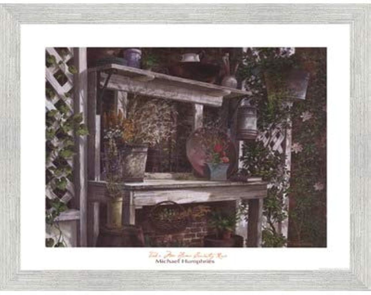 接続された学ぶビーチTake Me Home Country Rose by Michael Humphries – 28 x 22インチ – アートプリントポスター LE_115544-F10587-28x22