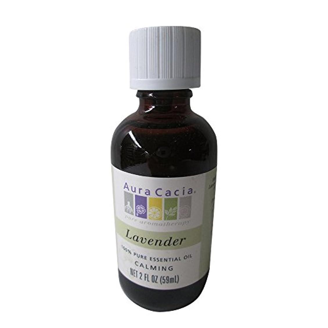 気づくなるフェデレーション倫理Aura Cacia Lavender Essential Oil 60 ml (並行輸入品)
