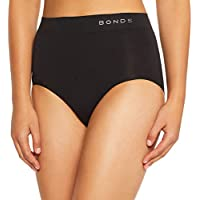 Bonds Women's Comfytails Side Seamfree Full Brief