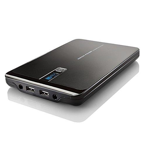 サンワダイレクト モバイルバッテリー 大容量 23000mAh ノートパソコ...