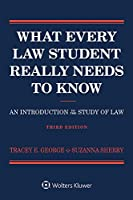 What Every Law Student Really Needs to Know: An Introduction to the Study of Law (Academic Success)