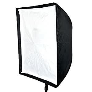 "NEEWER® 24"" X 36""/60cm X 90cm ソフトボックス(アンブレラタイプ) スタジオフラッシュ/スピードライト用 キャリングバッグ付 肖像、商品撮影に最適"