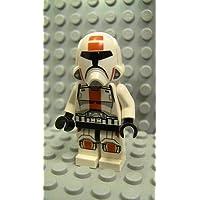 レゴ ミニフィグ【スターウォーズ 444】 Republic Trooper 2_A