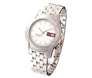 GUCCI (グッチ) 腕時計 5505XL SS SI YA055205 ホワイト 自動巻 メンズ [並行輸入品]