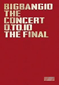 BIGBANG10 THE CONCERT : 0.TO.10 -THE FINAL-(Blu-ray(3枚組)+LIVE CD(2枚組)+PHOTO BOOK+スマプラムービー&ミュージック)(-DELUXE EDITION-)(初回生産限定)