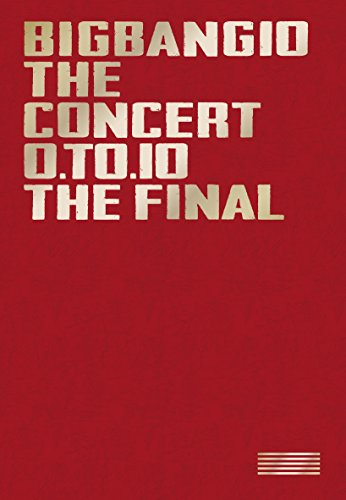BIGBANG BIGBANG10 THE CONCERT : 0.TO.10 -THE FINAL-(Blu-ray(3枚組)+LIVE CD(2枚組)+PHOTO BOOK+スマプラムービー&ミュージック)(-DELUXE EDITION-)(初回生産限定)