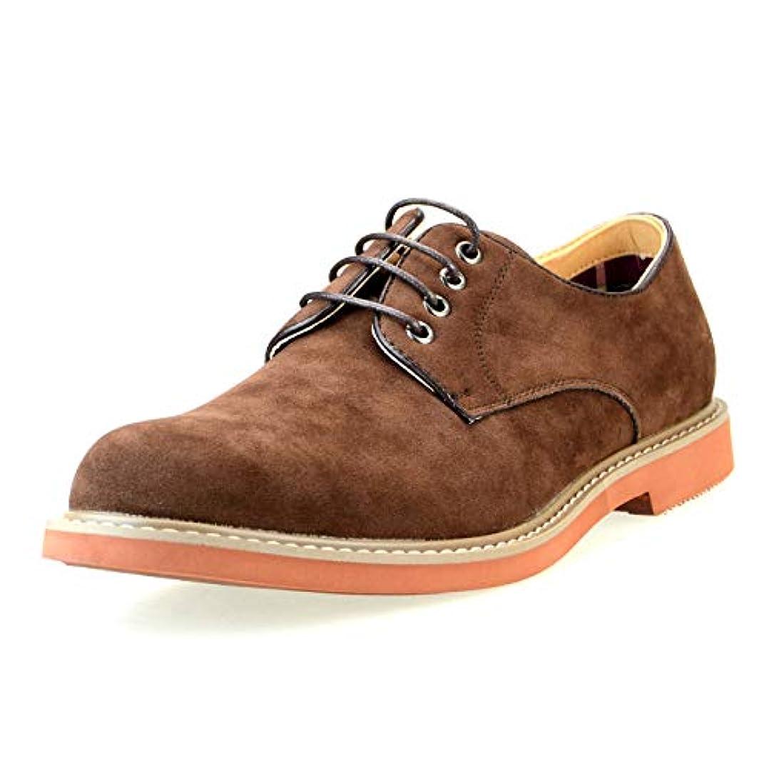 パイ技術ユダヤ人[オーナイン] AZ245CMS1300 ダークブラウン 40(25cm) レンガソール アメカジ スニーカー ブリックソール メンズ カジュアルシューズ カジュアル シューズ 靴