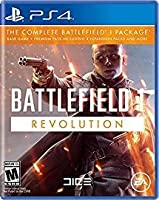 Battlefield 1 Revolution Edition PS4 [並行輸入品]