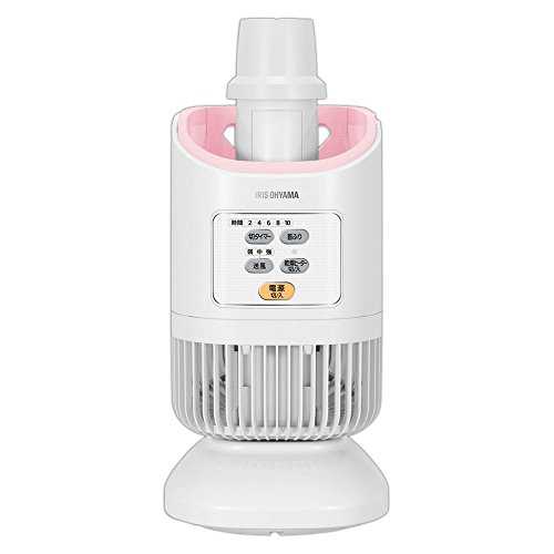 アイリスオーヤマ 衣類乾燥機 カラリエ ピンク IK-PL300-P