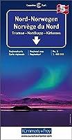 Northern Norway: Tromso, Hammerfest (Regional Maps - Norway) by Unknown(1997-12)