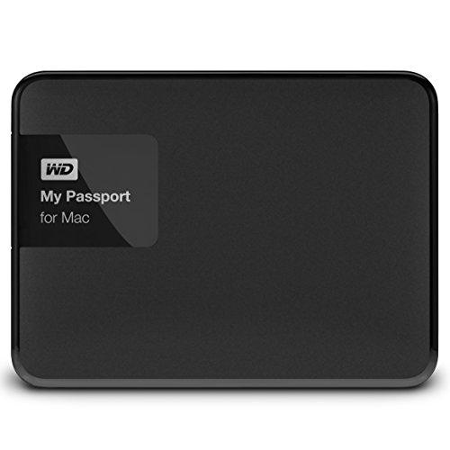 WD HDD ポータブルハードディスク 3TB My Pass...