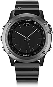 GARMIN(ガーミン) 登山 トレッキングGPS fenix3 Sapphire multisport training GPS watch Metal Wristband(並行輸入) [並行輸入品]
