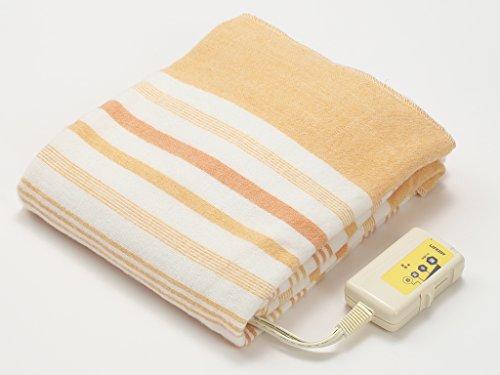 LIFEJOY(ライフジョイ) 日本製 洗える 電気敷き毛布...