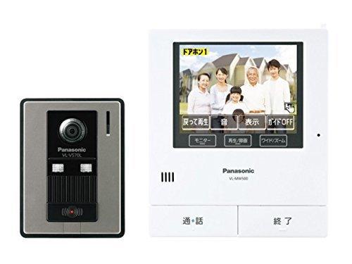 【VL-SV500KL】 パナソニック テレビドアホン
