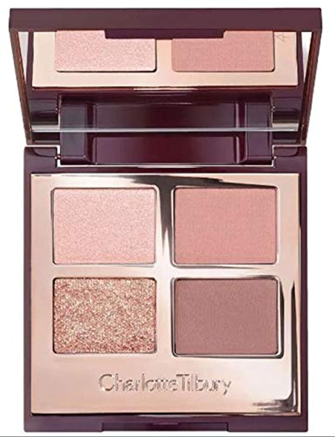 勤勉ミニタイマーCharlotte Tilbury Pillow Talk Eye shadow Luxury Palette シャーロットティルバリー