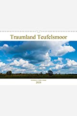 Traumland Teufelsmoor (Wandkalender 2020 DIN A3 quer): Atemberaubende Fotos aus dem Teufelsmoor bei Bremen (Monatskalender, 14 Seiten ) カレンダー