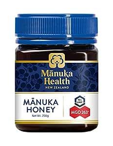 マヌカヘルス マヌカハニーMGO263+/UMF10+ 250g
