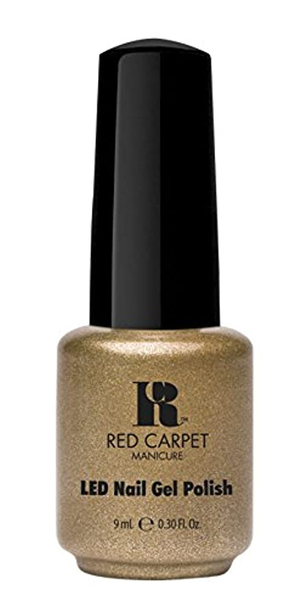 宣言彼自身ワーディアンケースRed Carpet Manicure - LED Nail Gel Polish - Magic Wand-erful - 0.3oz/9ml
