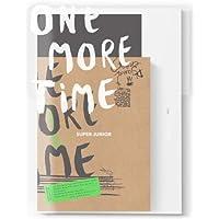 【早期購入特典あり 通常 ver】 スーパージュニア One More Time スペシャルアルバム ( 韓国盤 )(初回限定特典5点)(韓メディアSHOP限定)