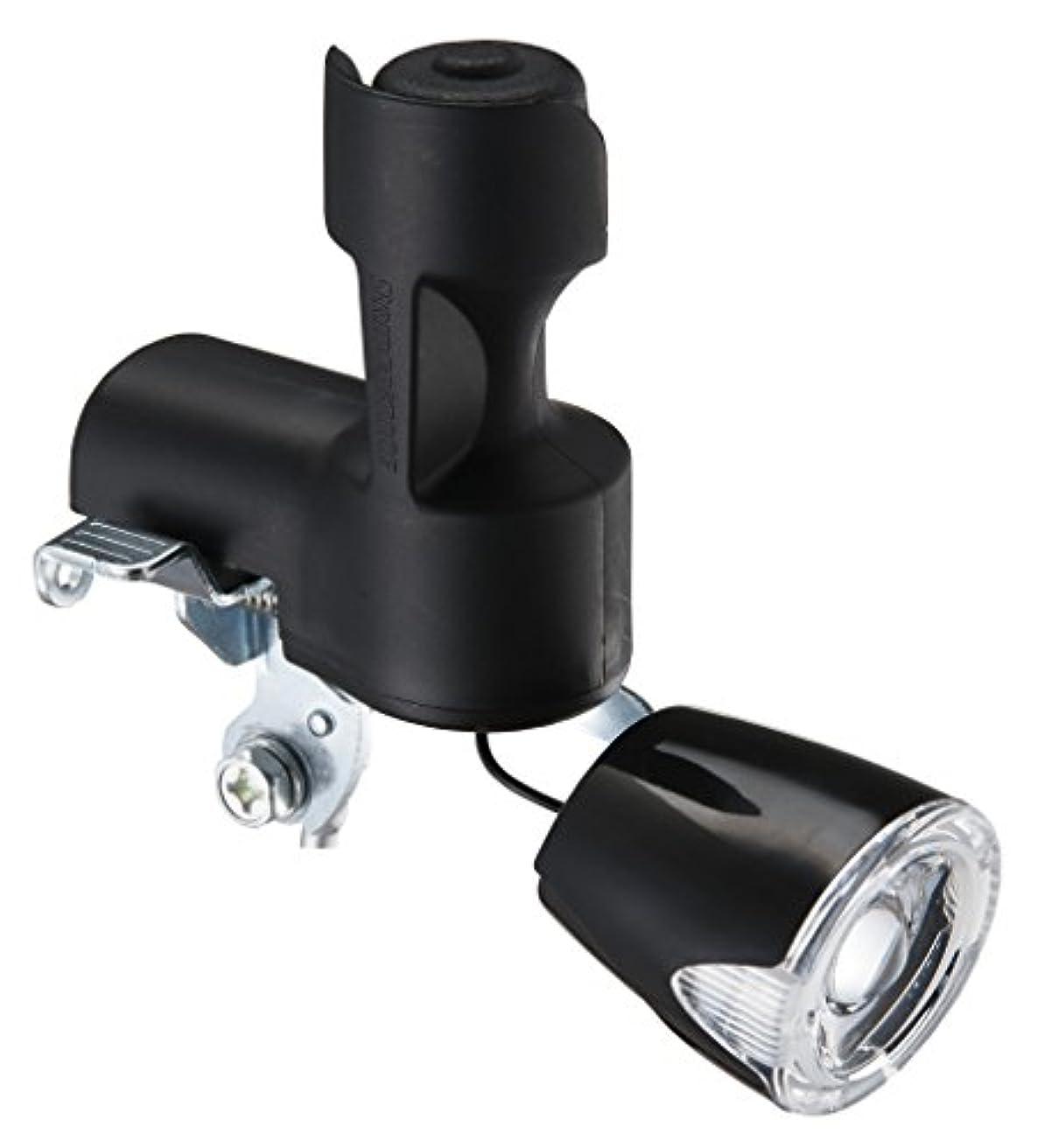 主要な前奏曲ダイジェストBRIDGESTONE(ブリヂストン) ライト LEDワイドダイナモランプ ヘッダーパック ブラック BD-L3 F650301BL
