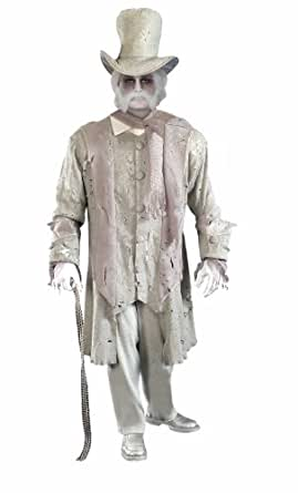 Ghastly Ghoul Adult Costume 恐ろしいグール大人用コスチューム♪ハロウィン♪サイズ:Standard One-Size