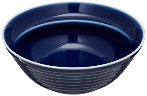 白山陶器 ボール(小) ブルー (約)φ12.5×4.5cm  コモ COMMO 波佐見焼 日本製