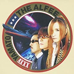 THE ALFEE「Shining Run 〜輝く道に向かって〜」の歌詞を収録したCDジャケット画像