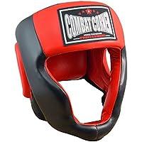 CombatコーナーProフルカバースパーリングヘッドギア