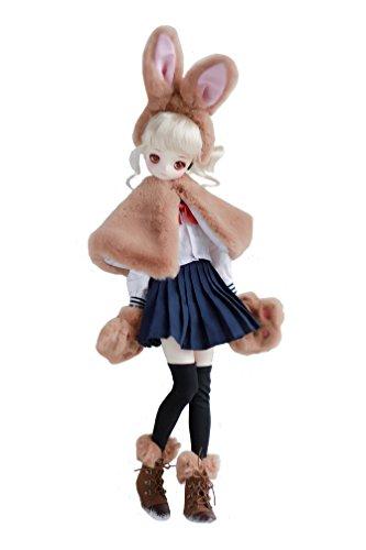 DollZone 44cm ユイ ボティ ブラッシング フルセット