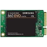 Samsung SSD 860 EVO 1TB, MZ-M6E1T0BW, V-NAND, mSATA, SATA III 6GB/s, R/W(Max) 550MB/s/520MB/s, 98K/90K IOPS, 600TBW, MZ-M6E1T0BW