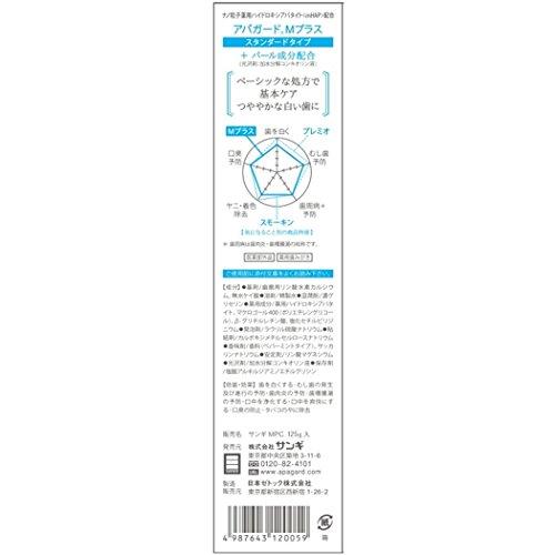 APAGARD(アパガード)Mプラス【医薬部外品】125g