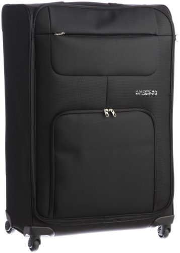 [アメリカンツーリスター] スーツケース【キャリーバッグ】MV+ソフト 78cm/124L/3.9Kg(アメリカンツーリスター) 20T*09003 09 (ブラック)