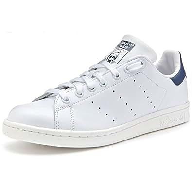 アディダス adidas スタンスミス ホワイト×ネイビー 22.5cm (US4.5) M20325