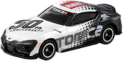 トミカ トヨタ GR スープラ トミカ50周年記念仕様 designed by Toyota