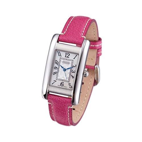 [コーチ] COACH 腕時計 コーチ レディス 腕時計 Lexington (レキシントン・ミニ) レザーストラップ・ウオッチ 14501076 [並行輸入品]