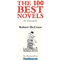 The 100 Best Novels in English (English Edition)