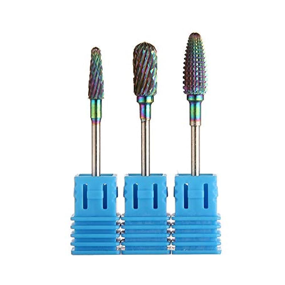 小さなとにかく敏感なDecdeal ネイル研磨 爪 磨き 研磨 研削 研削ヘッド 研磨ヘッド