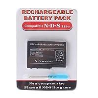 ニンテンドーDS Lite用充電式バッテリーパック+ドライバー(2000mAhの)