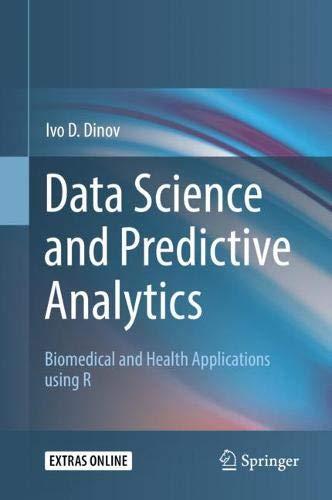 [画像:Data Science and Predictive Analytics: Biomedical and Health Applications using R]