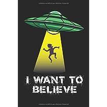 Ufo Notizbuch: Ufo Alien Notizbuch / Notizheft / Notizblock A5 (6x9in) Dotted Notebook / Punkteraster / 120 gepunktete Seiten