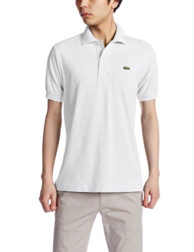 (ラコステ)LACOSTEラコステL.12.12ポロシャツ(無地・半袖)L1212A001ホワイト003