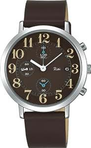 [アルバ]ALBA 腕時計 RIKI WATANABE COLLECTION リキワタナベコレクション 重ね色 落栗色 (おちぐりいろ) AKPV006 メンズ