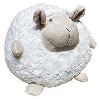 プチトゥールビヨン 羊 ぬいぐるみ おもちゃ 可愛らしいぬいぐるみ ふわふわ 押しつぶせる 羊 スロー 枕 部屋 装飾 誕生日 ギフト 赤ちゃん 子供用 One Size